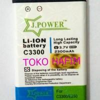 Batrai baterai battery batre Samsung C130 C140 C250 C260 Double Power