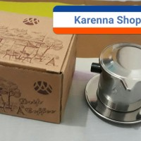 Maestro Arts Premium Vietnam Coffee Drip / Penyaring Kopi Ala Vietnam