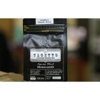 Espresso Hokkaido 1KG Tagetto Coffee Blend 80% Arabica - 20% Robusta - BIJI KOPI