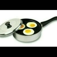 Panci Cetakan Telur, Telur Rebus / Setengah Matang, Mata Sapi, Indomie