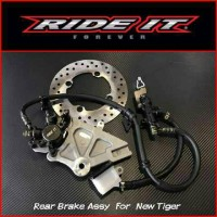 harga Cakram Belakang Variasi Tiger Revo,kaliper Master Rem Tirev Ride-it Tokopedia.com