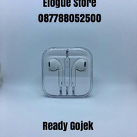 Jual Ori Earpod Earphone Earpods Iphone Ipod Ipad Touch 4 5 5s 6 6s Plus Murah