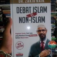(Original) Buku Debat Islam vs Non Islam karya Kristolog Dr Zakir Naik