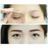 ORIGINAL SHEZI Eyebrow Makeup Stamp.cetakan alis,make up alis cetakan