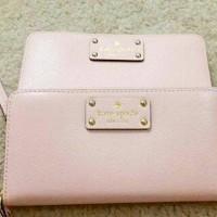 Dompet Kate Spade Original Kate Spade Neda Wallet Possy Pink Soft Pink