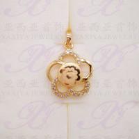 Harga hot sale yaxiya anting gelang kalung liontin perhiasan imitasi   HARGALOKA.COM