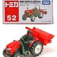 Tomica Series Alatberat no 52 Yanmar Tractor