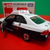 Tomica No 110 Toyota Crown Patrol Car Polisi Miniatur Mobil Diecast