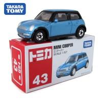 Jual Tomica Series no 43 Mini Cooper Murah