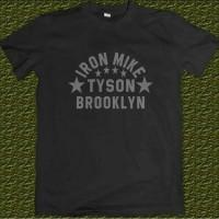 T - Shirt | Kaos NBA Iron Mike Tyson Brooklyn