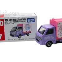 Tasty Ice Cream Suzuki Carry Truck Mobile No 57 Tomica Takara Tomy