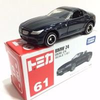Tomica Series no 61 BMW Z4 Black