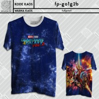 Kaos Full print Film Guardian of the Galaxy vol. 2 Marvel Groot