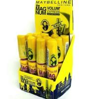 Mascara Magnum MAYBELLINE (Bersegel dan ada BPOM )/Maskara Magnum Maybeline New York,grosir lbh murah