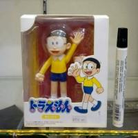 mainan action figure nobita tinggi 6inch detail bagus