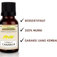 Cananga Essential Oil (Minyak Kenanga) - 10 ml | 100% Pure & Natural