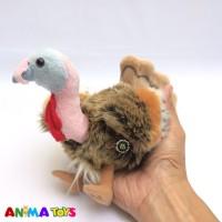 harga Boneka Ayam Kalkun (turkey|hewan|binatang|animal|doll|plush|toy) Tokopedia.com
