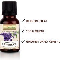 Lavender Essential Oil (Minyak Lavender) 10 ml seiras young living
