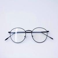 Jual kacamata frame bulat gaya fashion ursula Murah
