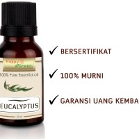 Eucalyptus Essential Oil (Minyak Eukaliptus ) 10ml Seiras Young Living