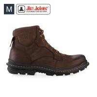 Sepatu Pria Jim Joker Jeruk 1B Boots Coffe Men