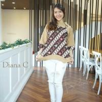 Blouse Batik Diana C