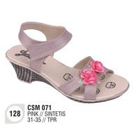 harga Sepatu Sandal Anak Perempuan cewek cantik lucu model Selop cjr 128 Tokopedia.com