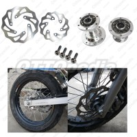 harga Tromol Set Klx 150 S - L 36hole Chrome Plus Disc - Piringan Cakram Set Tokopedia.com