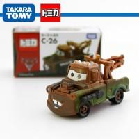 harga Tomica Disney Cars No C 26 Tow Mater Truck Miniatur Diecast Mobil Truk Tokopedia.com