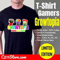 Tshirt Kaos Game Growtopia Hamumu - GROW-0003