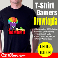 Tshirt Kaos Game Growtopia Hamumu - GROW-0004