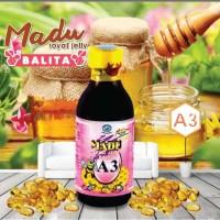 Madu Royal Jelly Balita - UFO A3