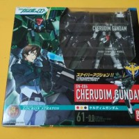 HCM Pro cherudim gundam high complete model progressive
