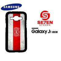 Casing HP Samsung J1 Ace Arsenal 21 Custom Hardcase Cover