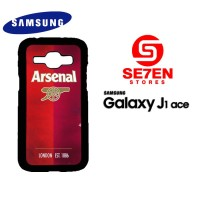 Casing HP Samsung J1 Ace arsenal 4 Custom Hardcase Cover