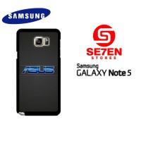 Casing HP Samsung Galaxy Note 5 Asus Logo Custom Hardcase Cover