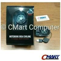 Kipas Angin Pendingin Laptop Vacum Exhaust Fan Cooling USB GRC-NC-USC
