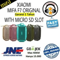 Jual Xiaomi MiFa F7 Bluetooth Portable Speaker Original Murah