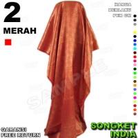 Kain Bahan Batik Songket B117-17 untuk Rok Lilit & Kebaya