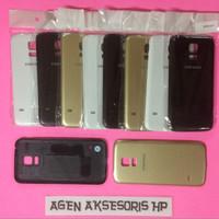 Backdoor Samsung S5 Mini G800 Back Case Housing Cover Tutup Belakang H