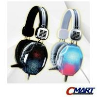 Rexus Headset Gaming F17 F 17 F-17 Vonix Headphone Head Set Ear Phone