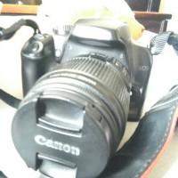 Kamera Canon Dslr 1000d