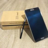[SECOND] Samsung Galaxy Note 3 BLACK Garansi Resmi Sein