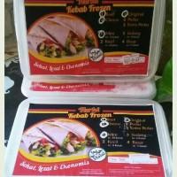 Jual Kebab Frozen Mini Beef Cheese Murah