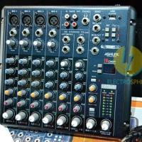 Audio Mixer Ashley SMR 8