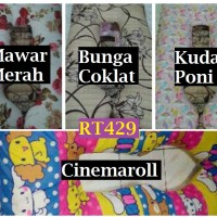 Sarung Bantal Guling Ibu Hamil Maternity Pillow - RT429
