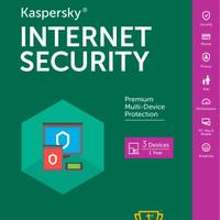 Jual Kaspersky Internet Security 3 Pc 1 Tahun Murah