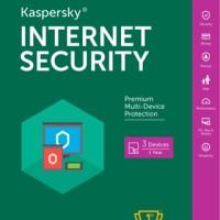 Jual Kaspersky Internet Security 2 Pc 1 Tahun Murah