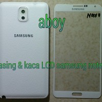 casing & kaca LCD samsung galaxy note 3