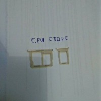 SIM TRAY/SIM LOCK/TEMPAT KARTU SIM SAMSUNG GALAXY J5 PRIME(GOLD)